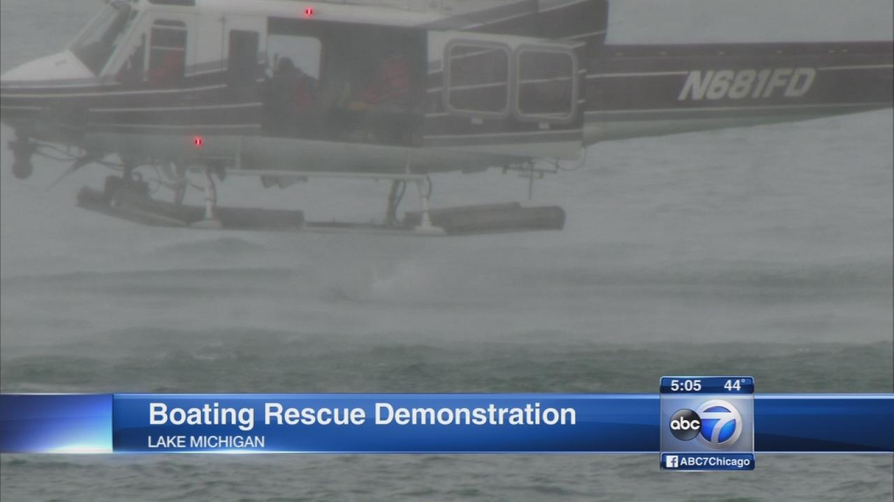 CFD and U.S. Coast Guard emphasize safety at beginning of boat season