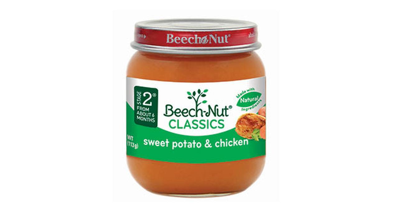 Beech Nut Classics Baby Food Stage  Sweet Potato Chicken