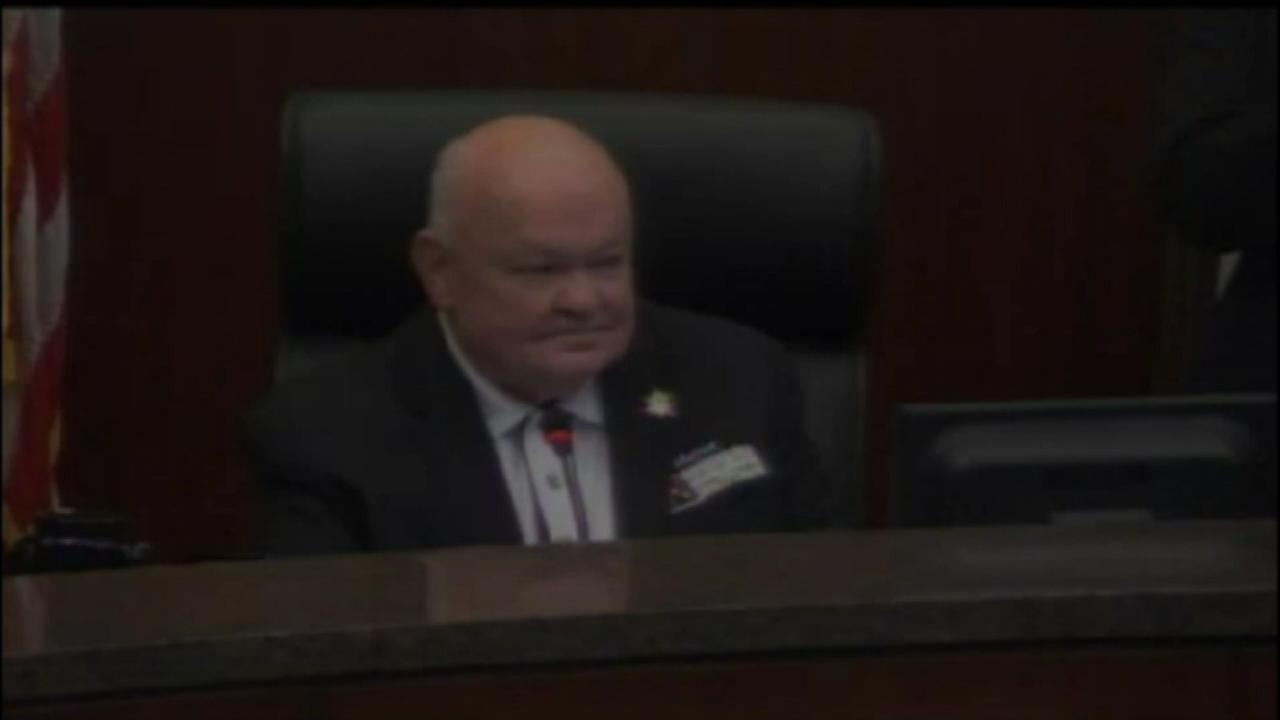 Longtime Naperville Mayor George Pradel met with the city council for the final time Tuesday evening, signaling the end of a political era.