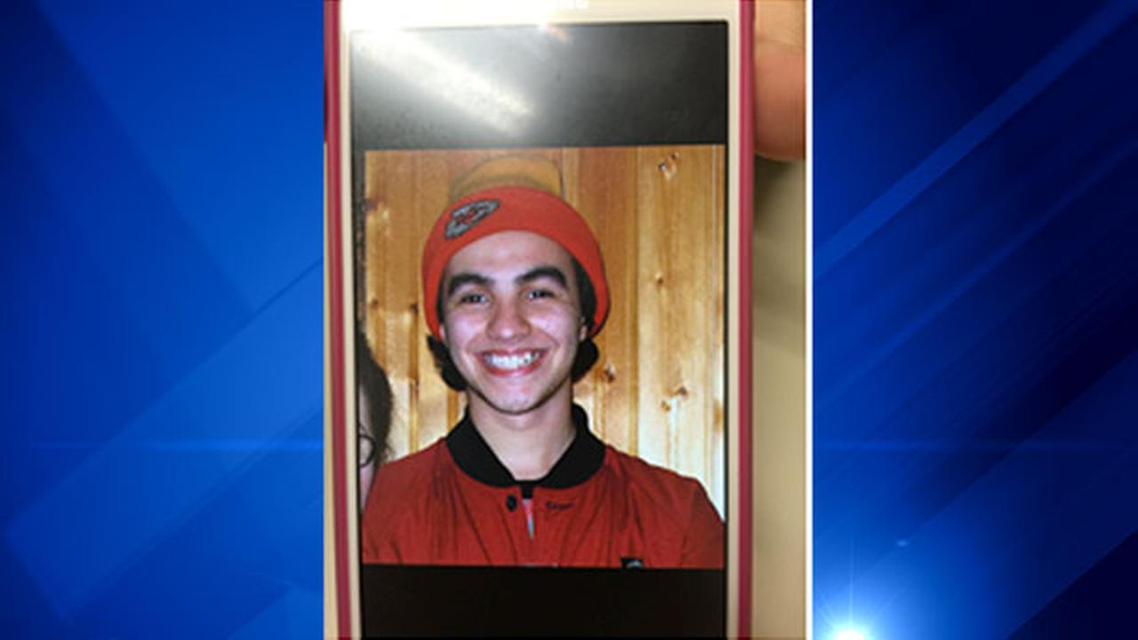 Jonathan Ramirez, 19, is missing from Cicero. His family says he has biopolar disorder and schizophrenia and has not been taking his medication.