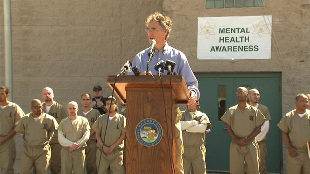 The Cook County Sheriffs Department is launching a new effort to help inmates at the Cook County Jail dealing with mental illness.
