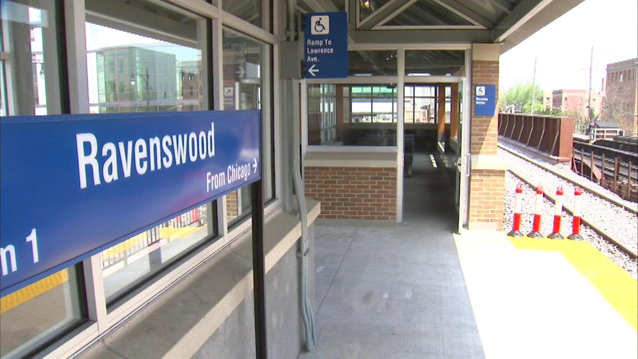 ravenswood metra