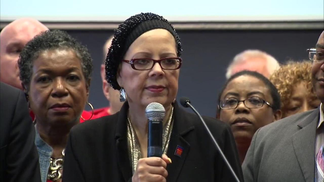 Chicago Teachers Union President Karen Lewis called the latest proposals beyond insulting.