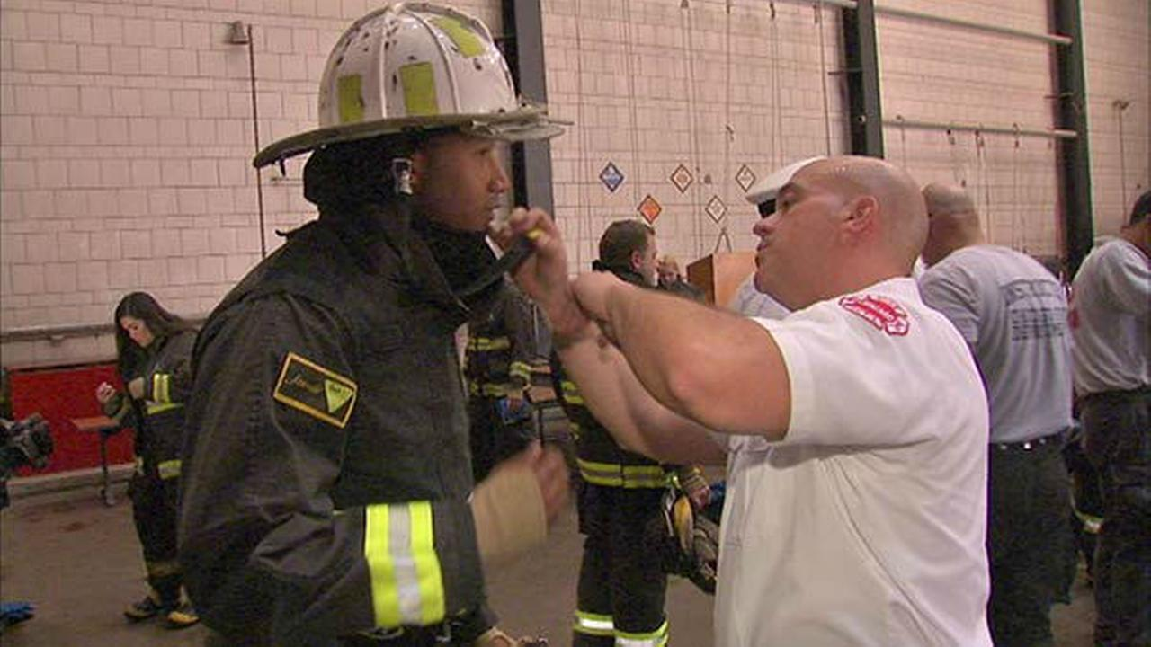 Cfd Training Puts First Responders Through Paces