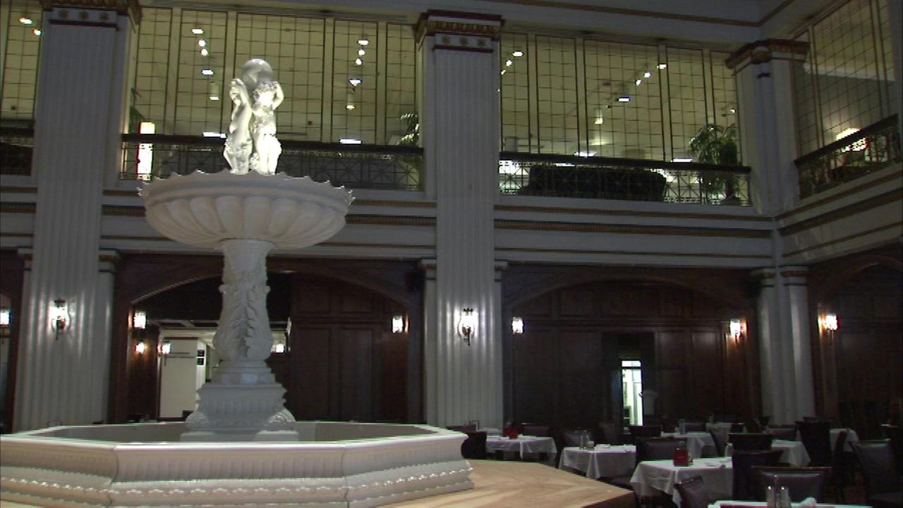 Walnut Room Fountain Will Flow For First Time In 125 Years