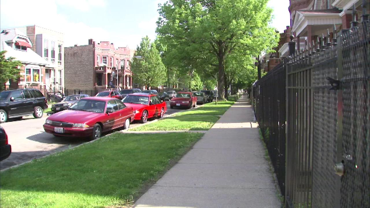 Two people were shot, including a 15-year-old boy, in the citys Humboldt Park neighborhood Saturday afternoon.