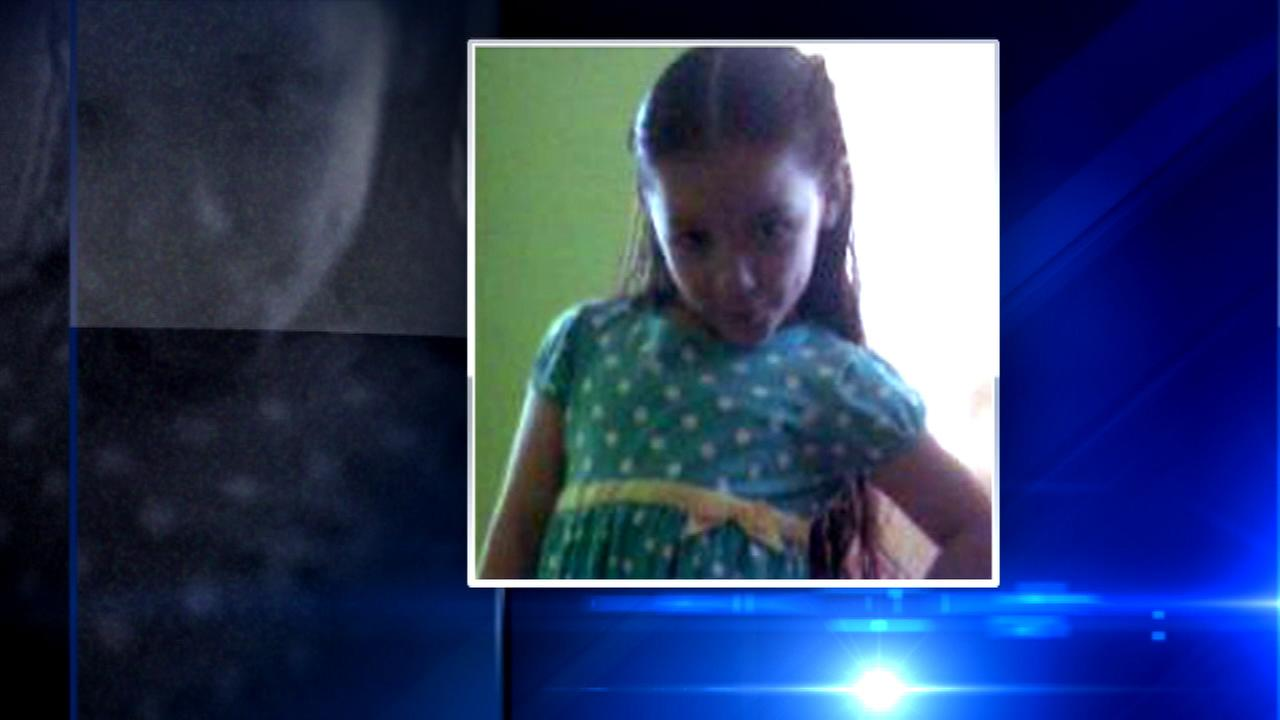 Maria Gonzalez, 5, was killed Saturday by a hit-and-run driver in the Chicago Lawn neighborhood.