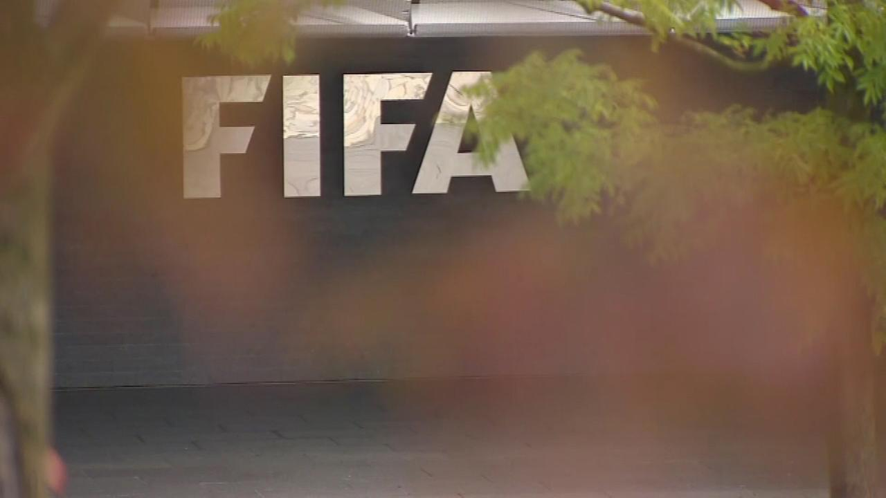 FIFA VPs Napout, Hawit arrested as bribery suspects