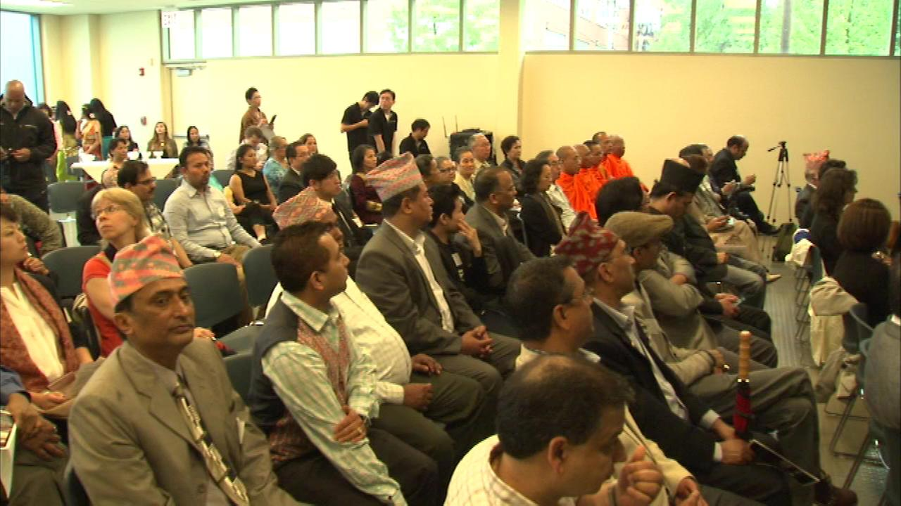 Chicago relief drive supports Nepal earthquake victims