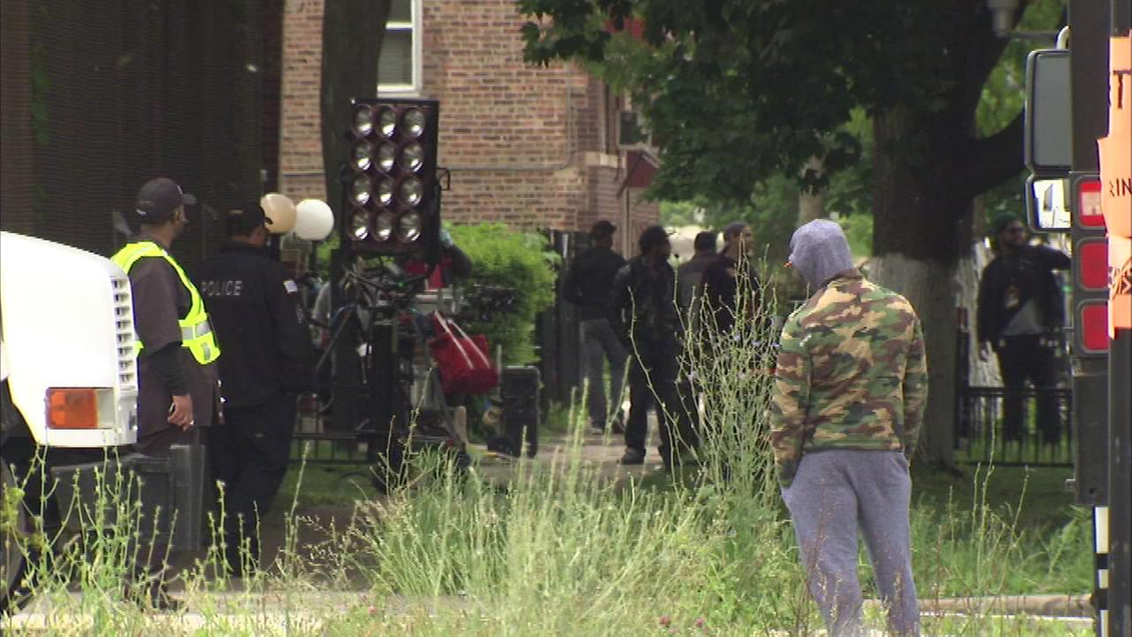 Filming for Spike Lees controversial new movie Chiraq started Monday.