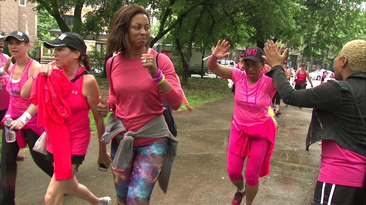 13th annual Avon Walk for Breast Cancer Chicago