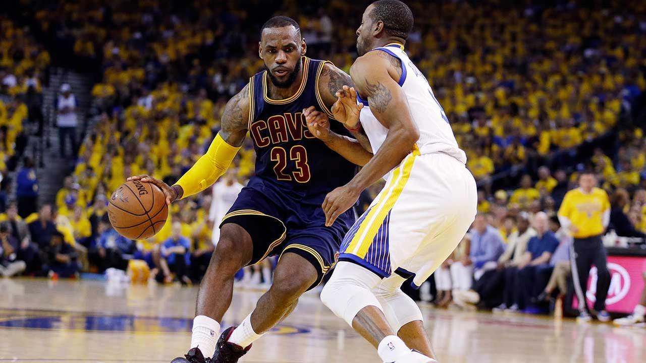 NBA Finals 2015: Golden State Warriors fall to Cleveland ...