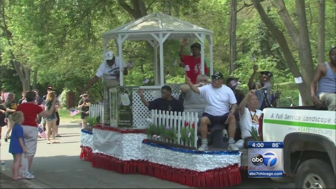 Chicago celebrates Memorial Day
