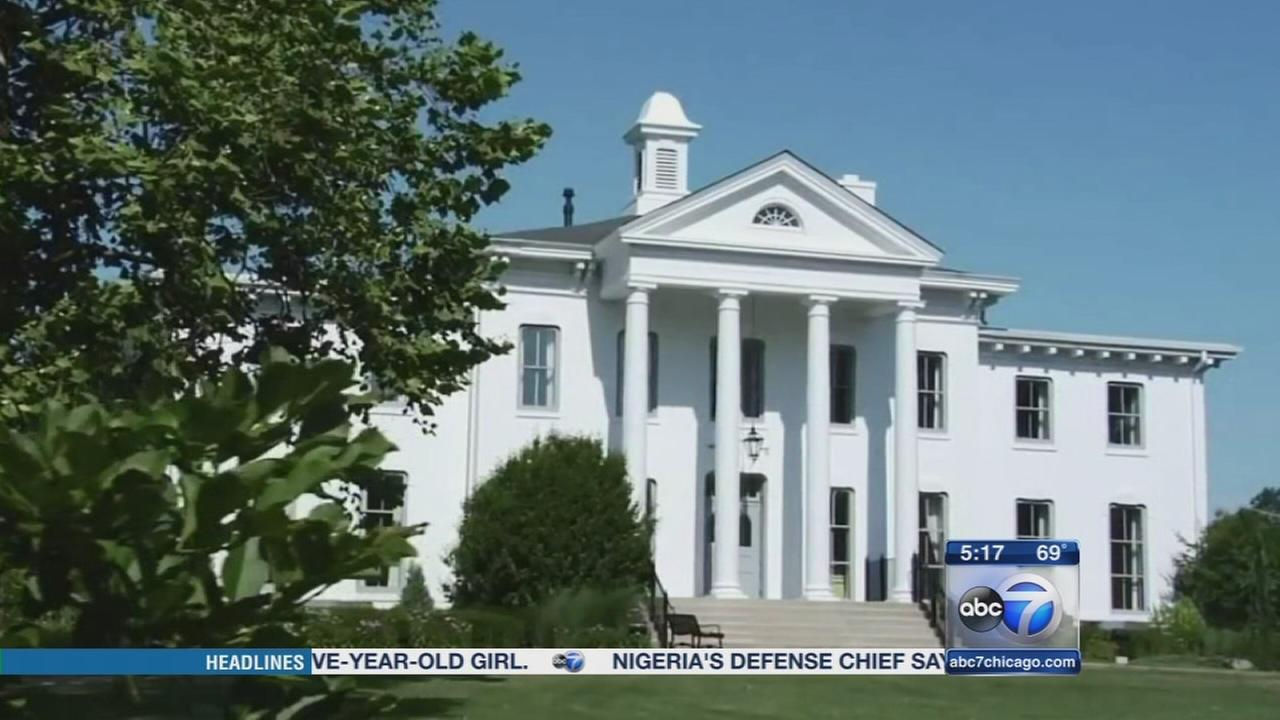 VIDEO: Explore Wilder Mansion in Elmhurst