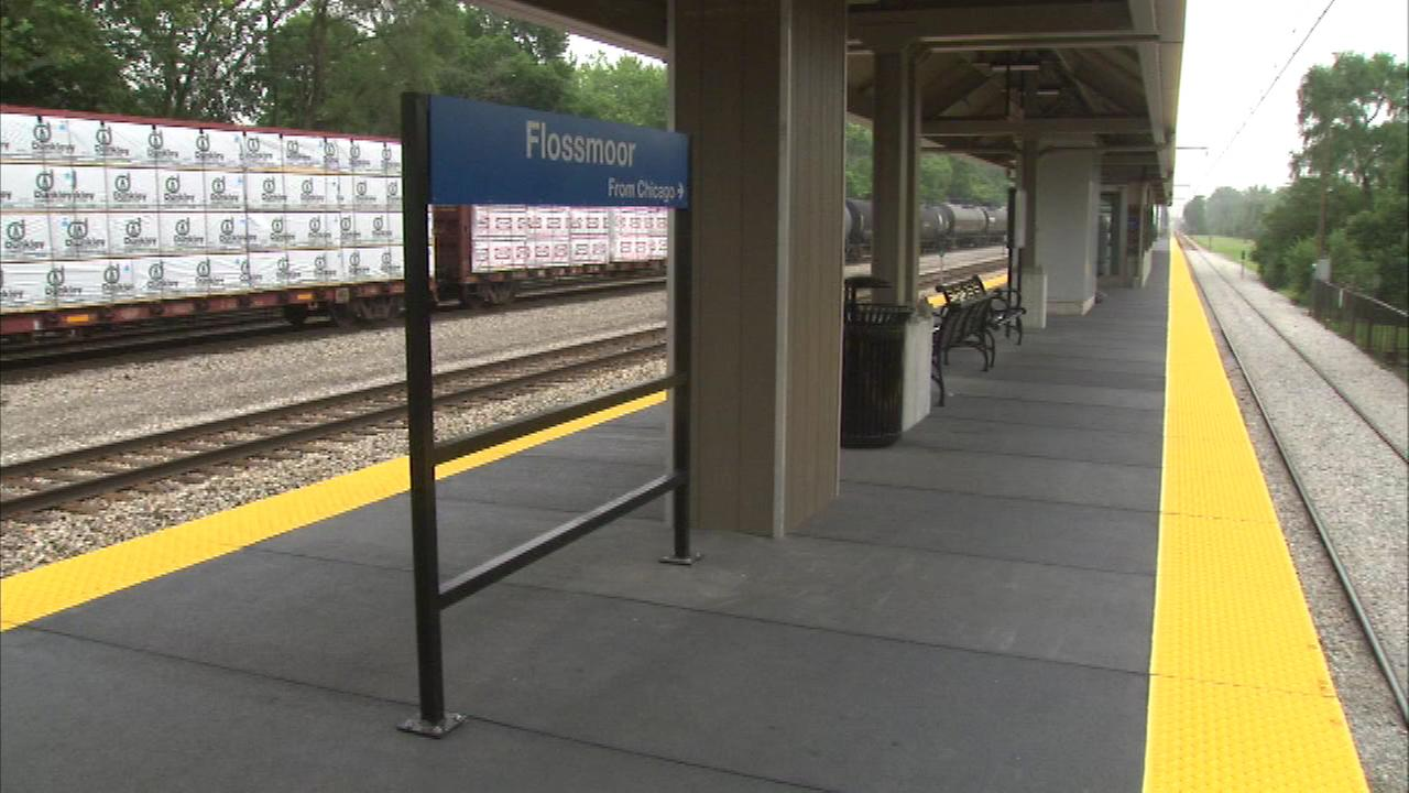 A $4 million upgrade to a Metra station in Flossmoor is now complete.