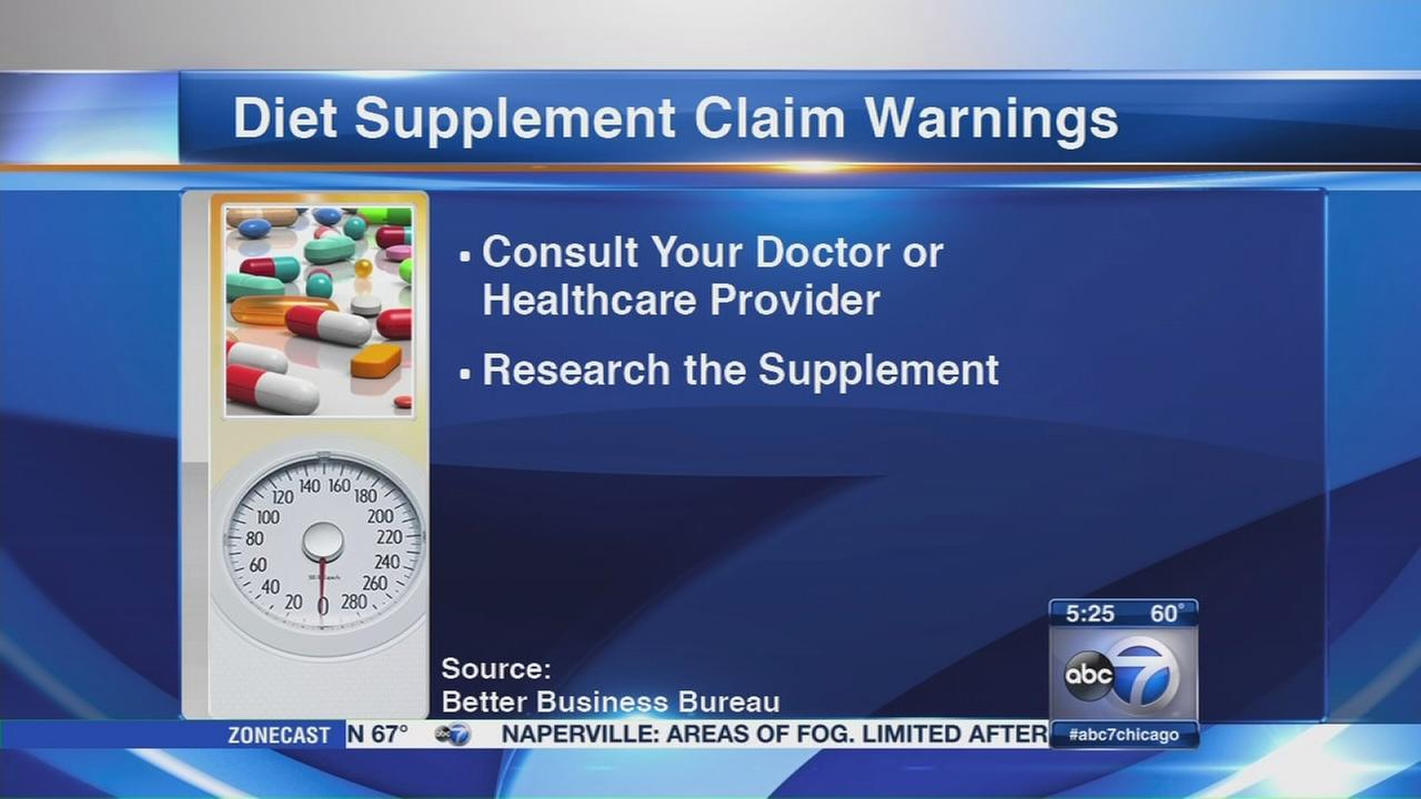 Avoid falling for fraudulent diet pill claims