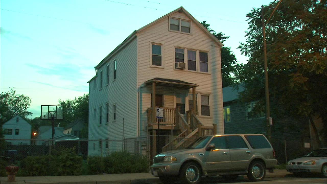 A 9-year-old girl was bitten by a pit bull Monday night near 48th and Racine on the citys South Side.