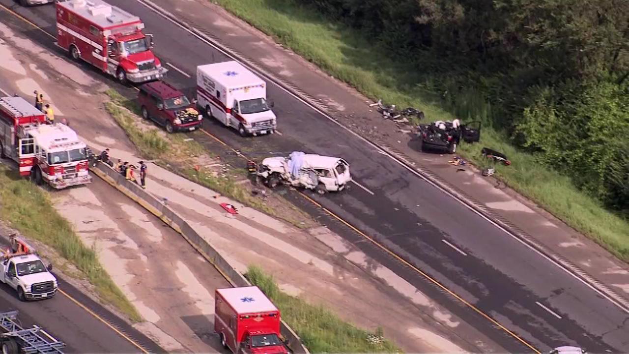 I-80 Joliet, IL Accident - ezeroad.com