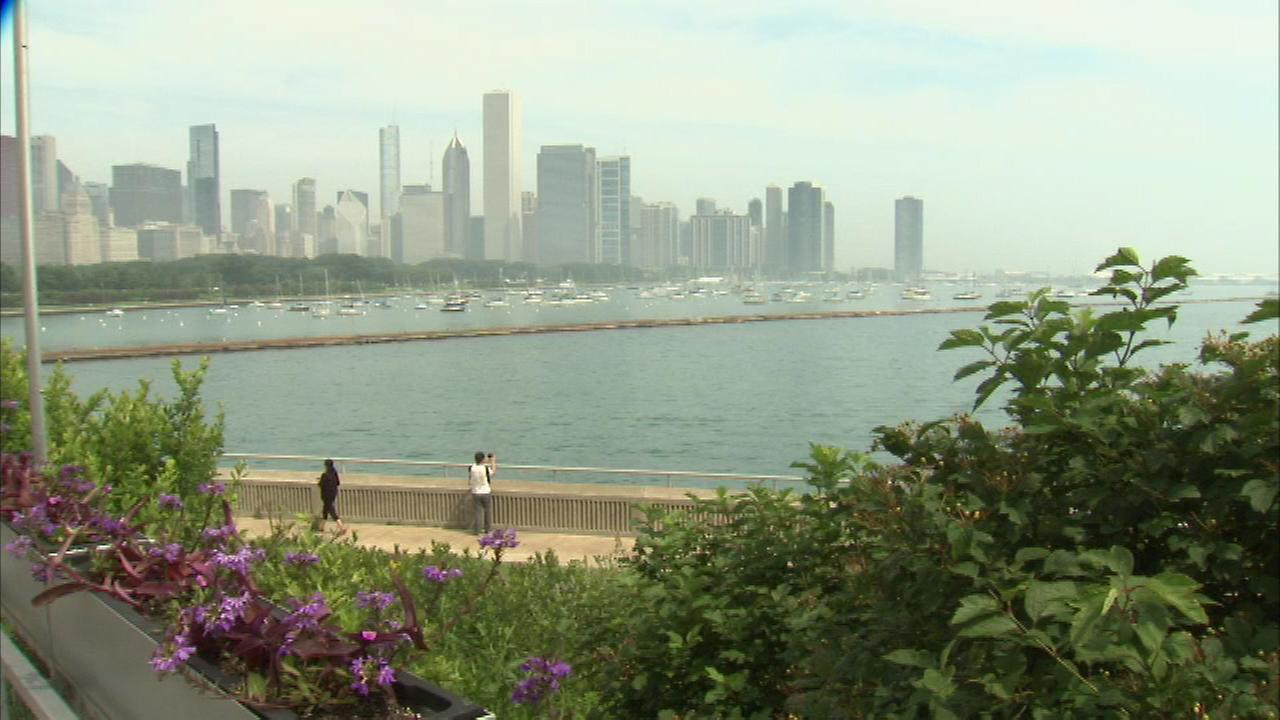 Proposed legislation to keep the Great Lakes clean includes a ban on beauty products that contain microbeads.