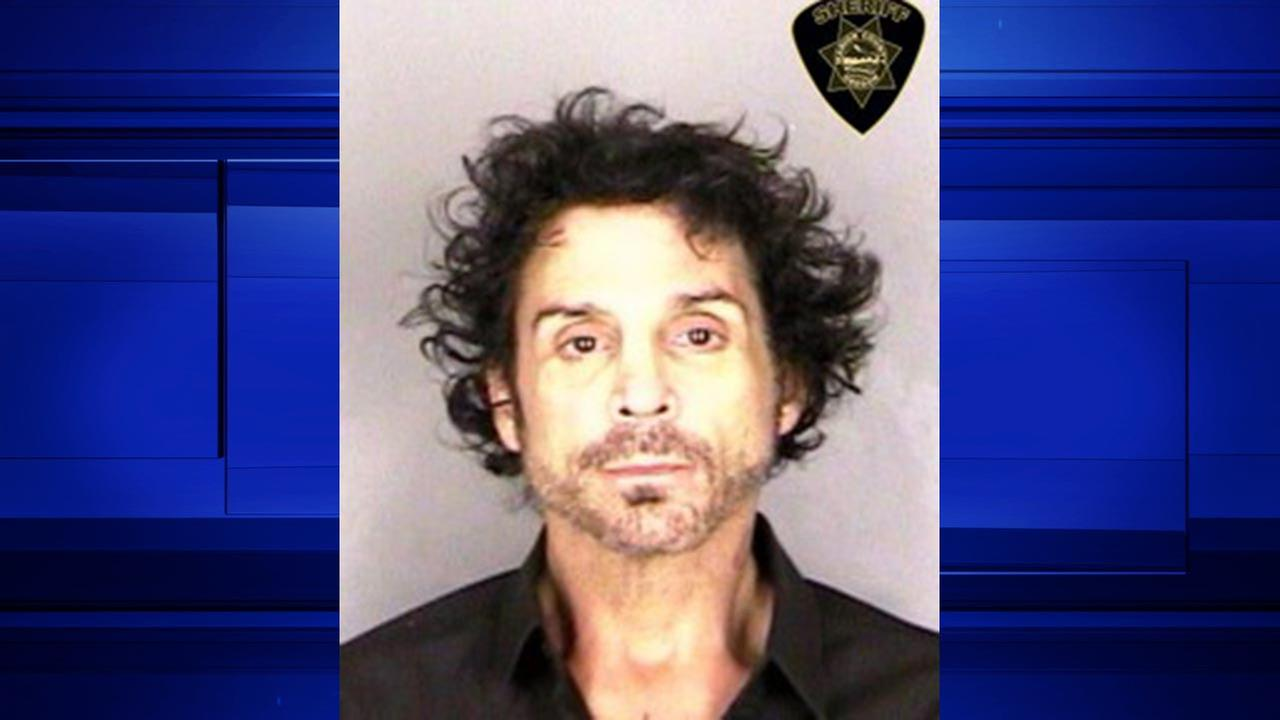 This booking photo provided by the Marion County Sheriffs office taken in Salem, Ore. Sunday, June 14, 2015, shows Deen Castronovo, drummer for rock band Journey.