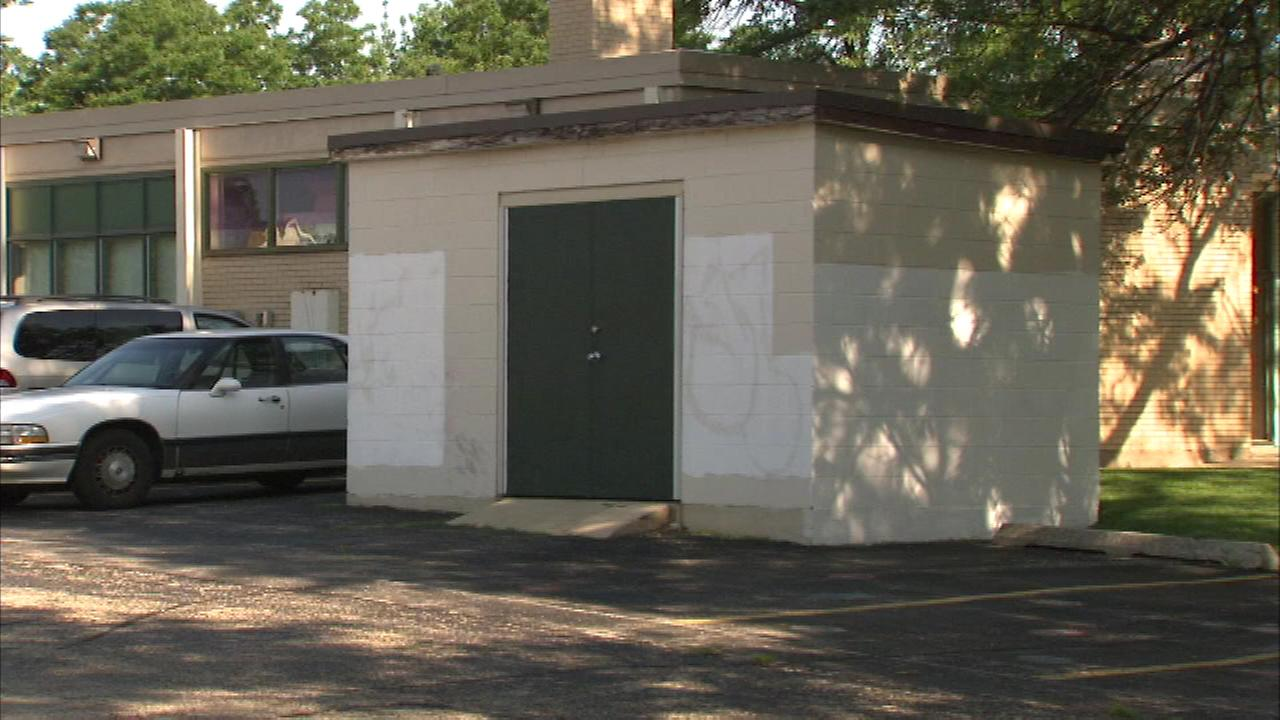 Police said someone spray painted anti-Semitic graffiti, gang signs and offensive slurs on Beard Elementary, which serves students with special needs.