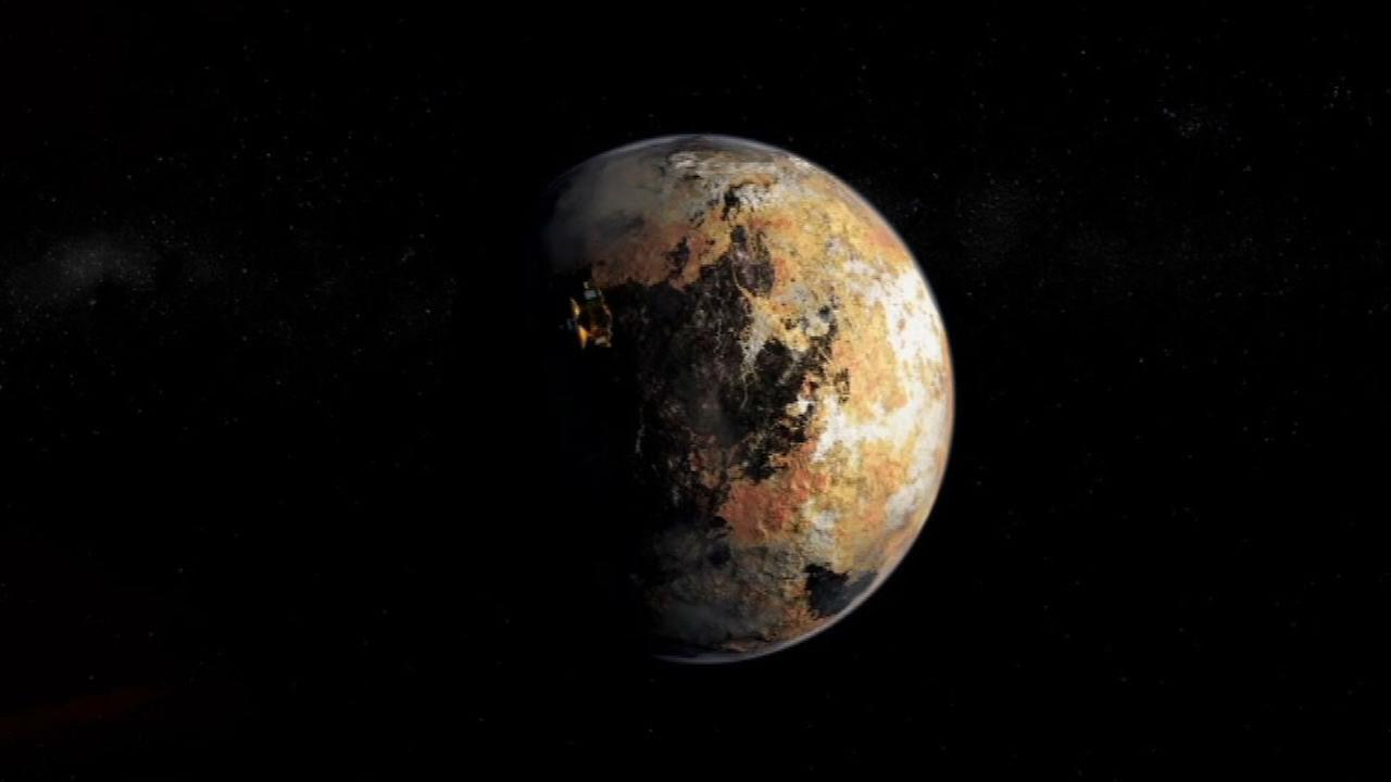 PLUTO: View from the end of the Solar SystemNASA
