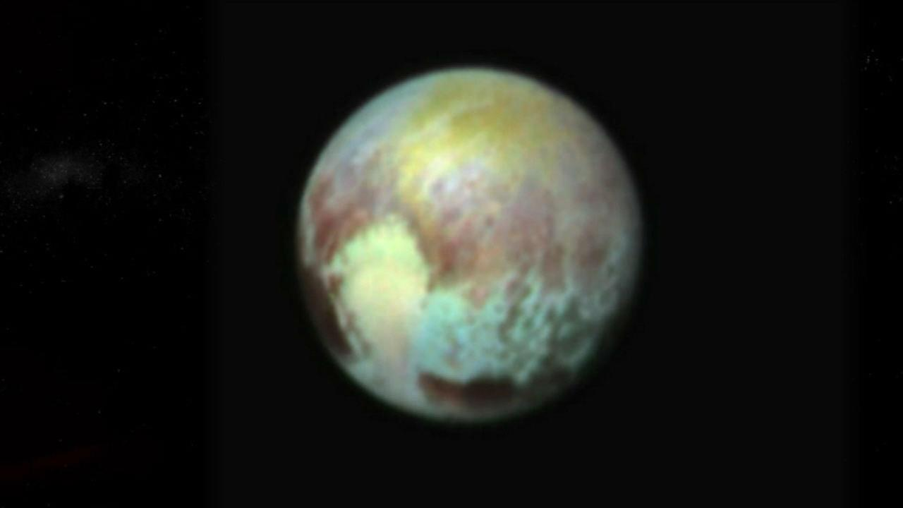 PLUTO: View from the end of the Solar System