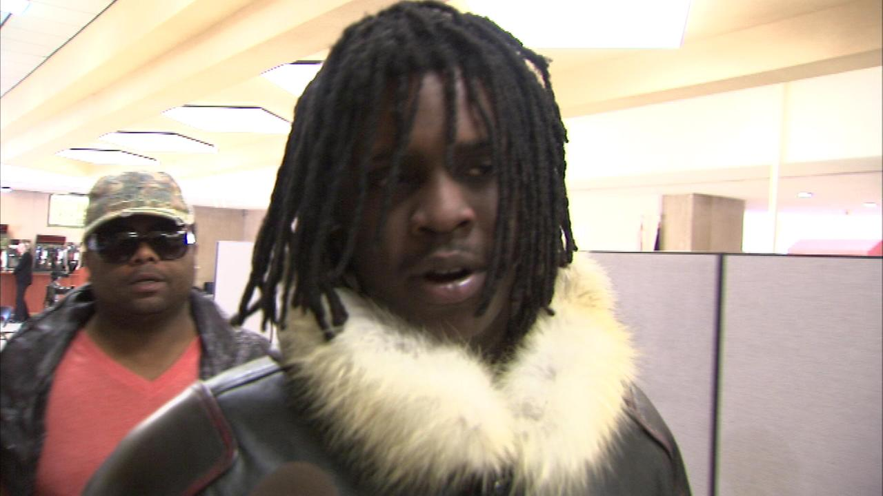 Chief Keef Hairstyle Name Chief Keef Names Newborn After Record Label Abc7chicagocom