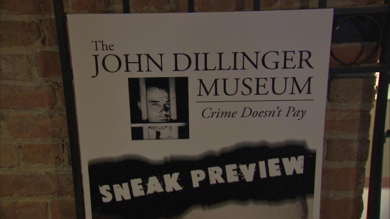 Like its namesake, John Dillinger Museum meets sudden, shocking end