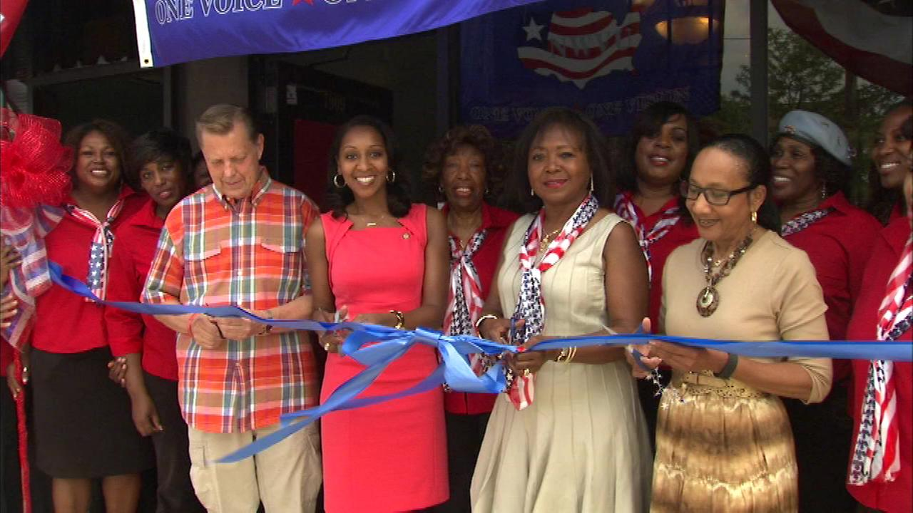 Women veterans in Illinois now have their own community center.