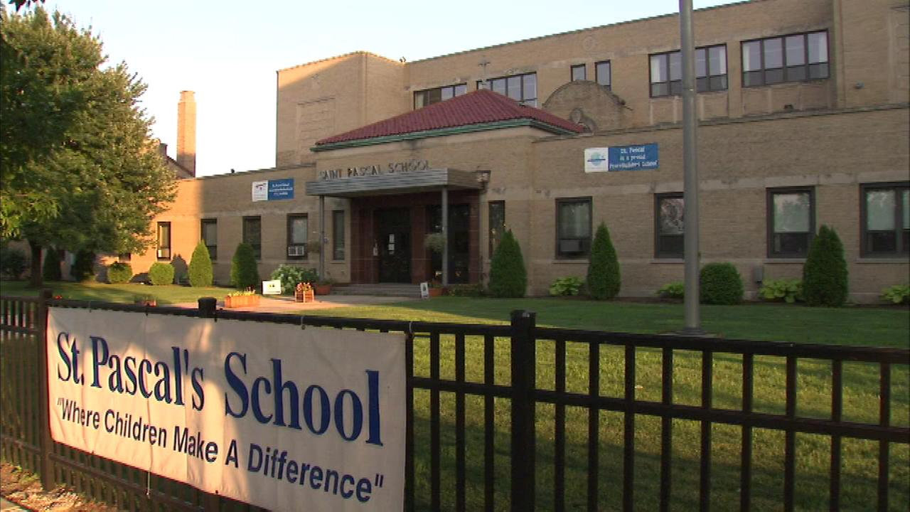 St. Pascal in Portage Park is one of four Chicago Catholic schools that will be consolidating into the Northwest Catholic Academy.