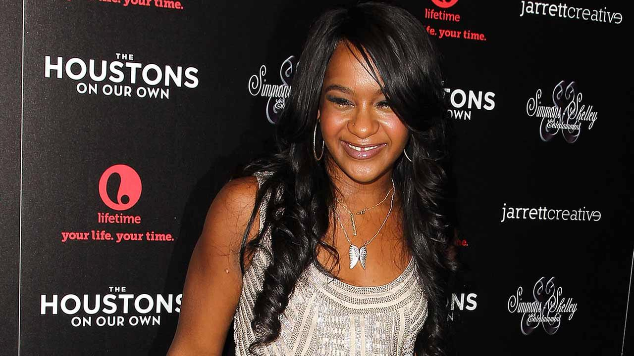 Bobbi Kristina Brown, daughter of Whitney Houston and Bobby Brown, died July 26 at age 22.AP