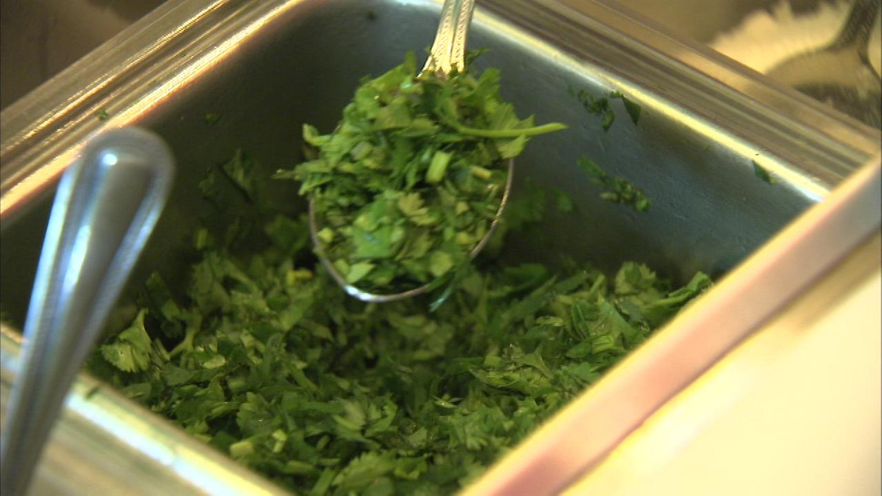 The Food and Drug Administration is banning imports of some fresh cilantro from Puebla, Mexico.