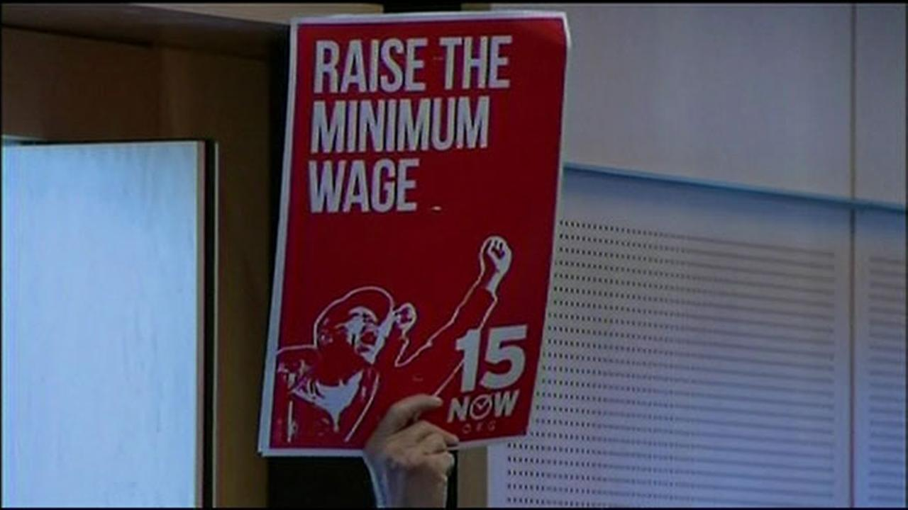 First minimum wage public hearing scheduled