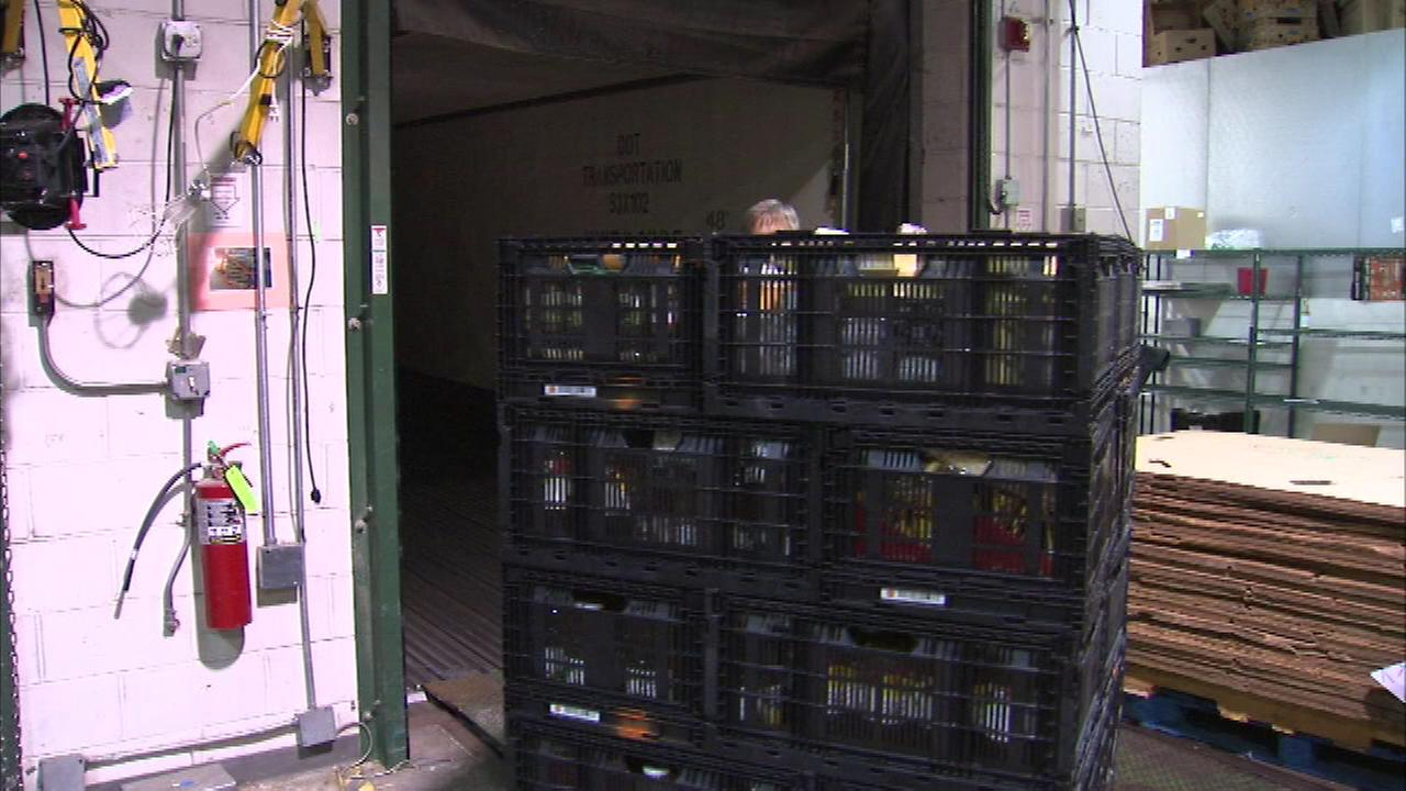 Whole Foods' store move results in large food donation