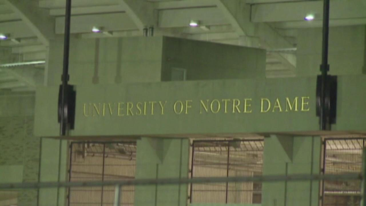 Prosecutors are now responding to some reports of sexual assault on the University of Notre Dames campus under a new policy established this summer.