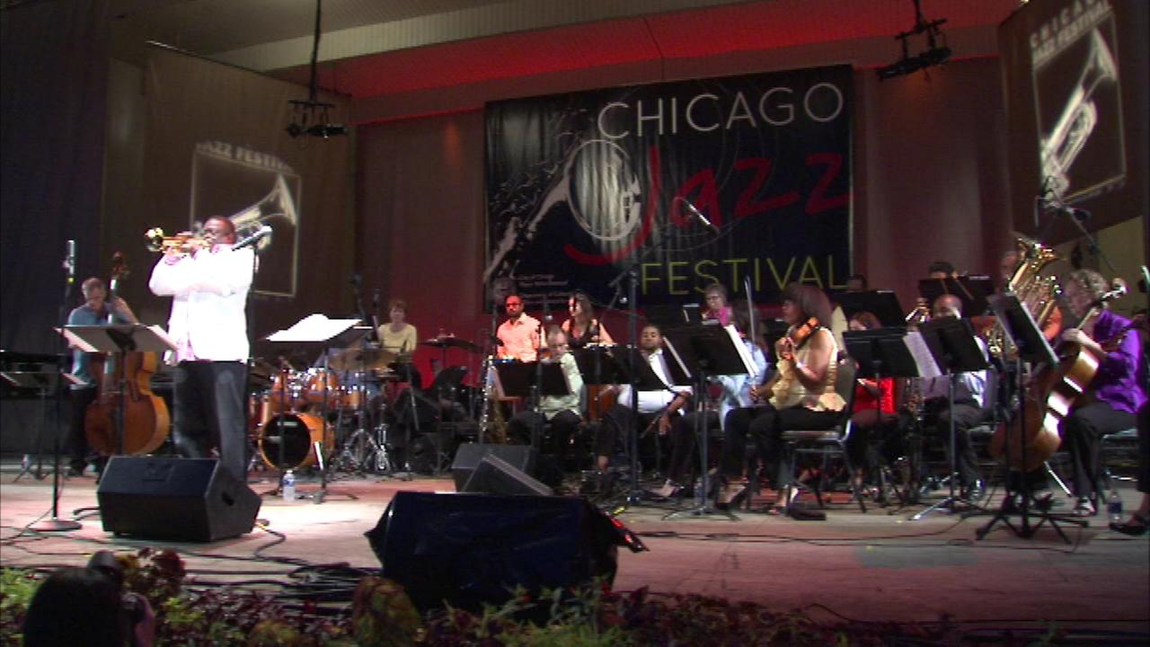 Chicago Jazz Festival kicks off Thursday, lasts through Labor Day weekend