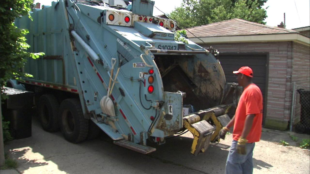 Trash day could be changing for some Chicago residents, as the city is modifying the grid system that was established two years ago.