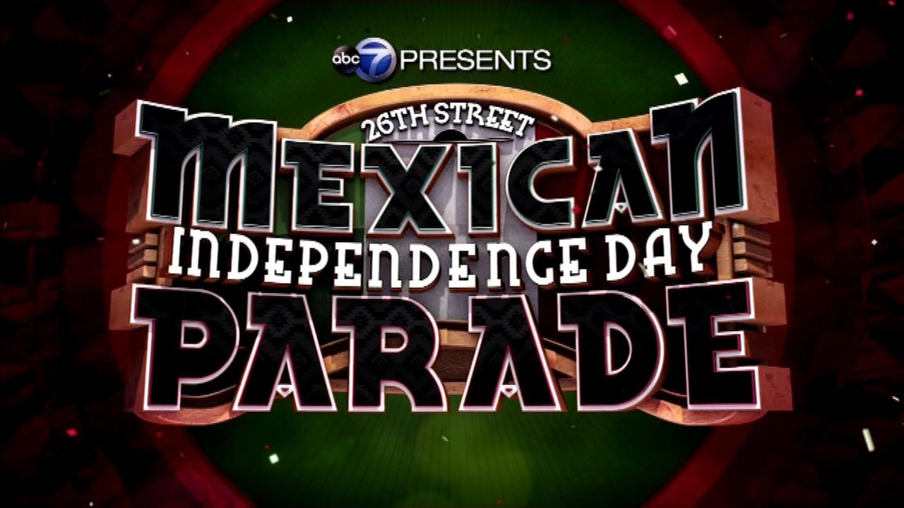 VIDEO: 26th Street Mexican Independence Day Parade