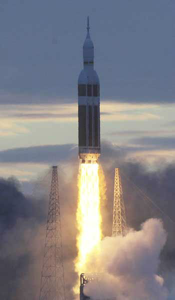 nasa orion rocket before lift off - photo #9