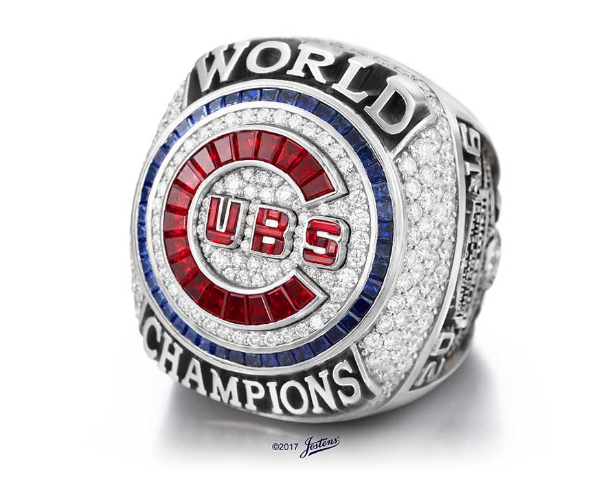 <div class='meta'><div class='origin-logo' data-origin='WLS'></div><span class='caption-text' data-credit='Jostens'>Cubs 2016 World Series Championship rings</span></div>