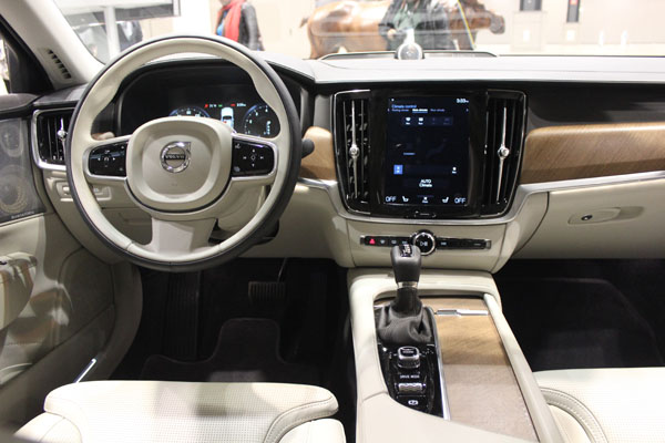 "<div class=""meta image-caption""><div class=""origin-logo origin-image wls""><span>WLS</span></div><span class=""caption-text"">Interior view of the 2017 Volvo S90 at the Concept and Technology Garage event at the 2017 Chicago Auto Show on Feb. 8, 2017.</span></div>"