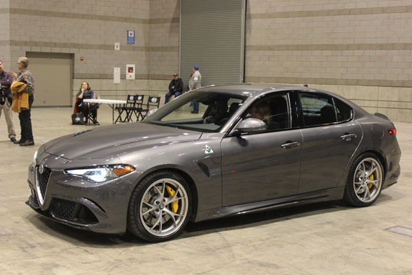 <div class='meta'><div class='origin-logo' data-origin='WLS'></div><span class='caption-text' data-credit=''>The 2017 Alfa Romeo Giulia at the Concept and Technology Garage event at the 2017 Chicago Auto Show on Feb. 8, 2017.</span></div>