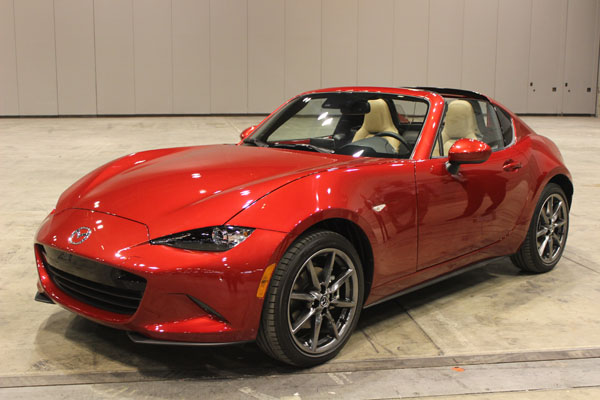 "<div class=""meta image-caption""><div class=""origin-logo origin-image wls""><span>WLS</span></div><span class=""caption-text"">The 2017 Mazda MX-5 Miata at the Concept and Technology Garage event at the 2017 Chicago Auto Show on Feb. 8, 2017.</span></div>"