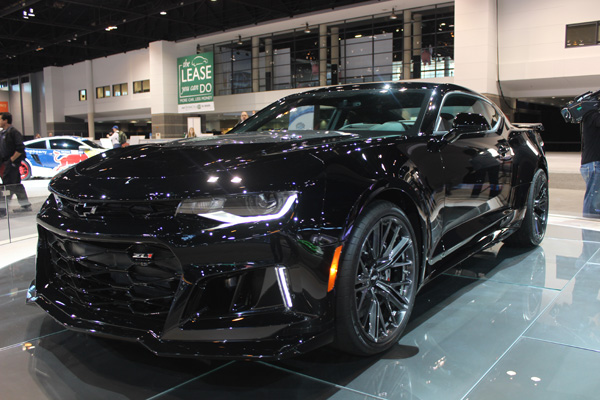 <div class='meta'><div class='origin-logo' data-origin='WLS'></div><span class='caption-text' data-credit=''>The 2017 Chevrolet Camaro ZL1 on display at the 2017 Chicago Auto Show on Feb. 9, 2017.</span></div>