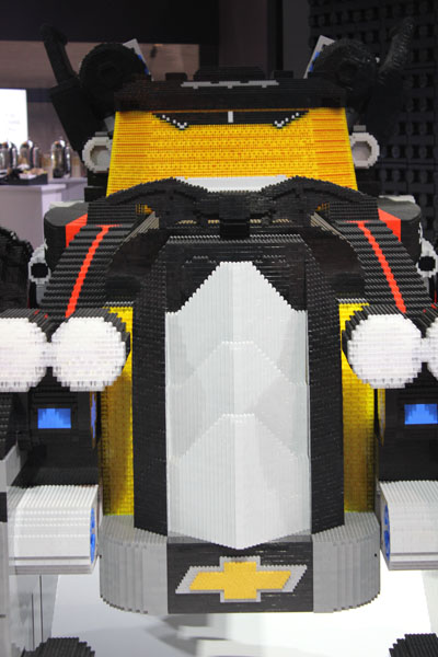 <div class='meta'><div class='origin-logo' data-origin='WLS'></div><span class='caption-text' data-credit=''>Close-up view of the Chevrolet Lego Batmobile concept on display at the 2017 Chicago Auto Show on Feb. 9, 2017.</span></div>