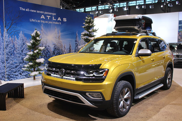 <div class='meta'><div class='origin-logo' data-origin='WLS'></div><span class='caption-text' data-credit=''>The 2018 Volkswagen Atlas on display at the 2017 Chicago Auto Show on Feb. 9, 2017.</span></div>