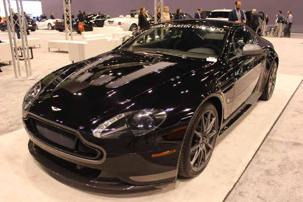 <div class='meta'><div class='origin-logo' data-origin='WLS'></div><span class='caption-text' data-credit=''>The Aston Martin V12 Vantage S 7-speed on display at the 2017 Chicago Auto Show on Feb. 9, 2017.</span></div>