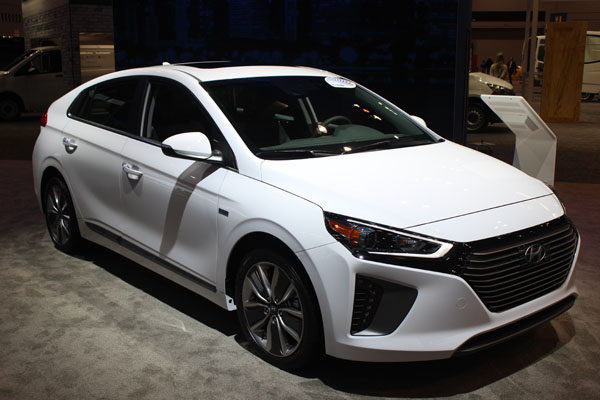 <div class='meta'><div class='origin-logo' data-origin='WLS'></div><span class='caption-text' data-credit=''>The 2017 Hyundai Ioniq on display at the 2017 Chicago Auto Show on Feb. 9, 2017.</span></div>