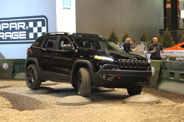 <div class='meta'><div class='origin-logo' data-origin='WLS'></div><span class='caption-text' data-credit=''>A 2017 Jeep Grand Cherokee on the Camp Jeep test track at the 2017 Chicago Auto Show on Feb. 9, 2017.</span></div>